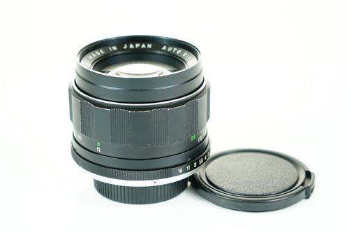 Rikenon 55mm f1.4  รูปขนาดปก ลำดับที่ 6 Rikenon 55mm f1.4
