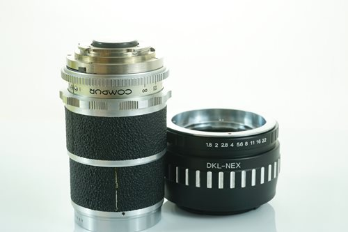 Voigtlander  Super-Dynarex 135mm f4  รูปขนาดปก ลำดับที่ 2 Voigtlander  Super-Dynarex 135mm f4
