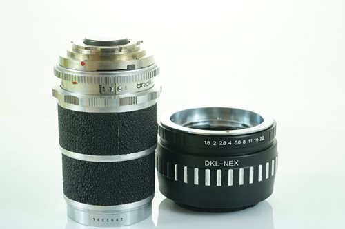 Voigtlander  Super-Dynarex 135mm f4  รูปขนาดปก ลำดับที่ 3 Voigtlander  Super-Dynarex 135mm f4