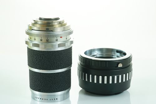 Voigtlander  Super-Dynarex 135mm f4  รูปขนาดปก ลำดับที่ 5 Voigtlander  Super-Dynarex 135mm f4