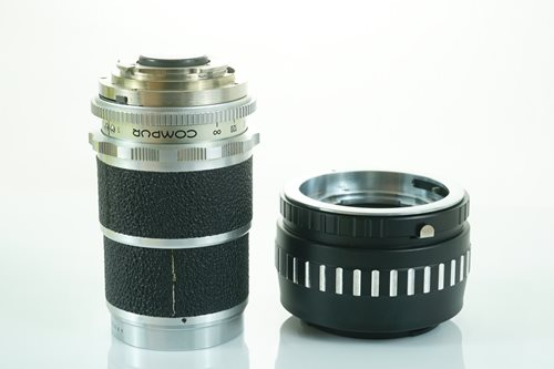 Voigtlander  Super-Dynarex 135mm f4  รูปขนาดปก ลำดับที่ 6 Voigtlander  Super-Dynarex 135mm f4