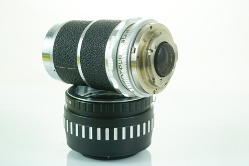 Voigtlander  Super-Dynarex 135mm f4  รูปขนาดปก ลำดับที่ 7 Voigtlander  Super-Dynarex 135mm f4