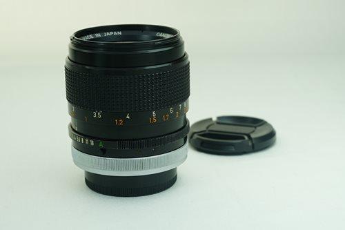 Canon 85mm f1.8 S.S.C.  รูปขนาดปก ลำดับที่ 3 Canon 85mm f1.8 S.S.C.