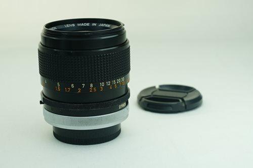Canon 85mm f1.8 S.S.C.  รูปขนาดปก ลำดับที่ 4 Canon 85mm f1.8 S.S.C.