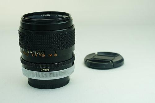 Canon 85mm f1.8 S.S.C.  รูปขนาดปก ลำดับที่ 5 Canon 85mm f1.8 S.S.C.