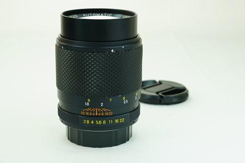 เลนส์มือหมุน YUS (Yashica) 135mm f2 8 - LensSeed com