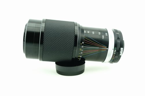 Nikon NIKKOR-C Auto 80-200 f4.5  รูปขนาดปก ลำดับที่ 2 Nikon NIKKOR-C Auto 80-200 f4.5