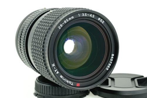 Tokina AT-X 28-85mm f3.5-4.5  รูปขนาดปก ลำดับที่ 1 Tokina AT-X 28-85mm f3.5-4.5