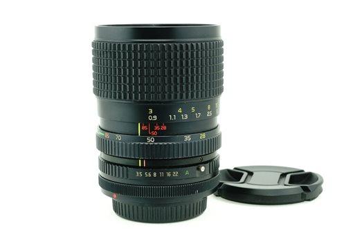 Tokina AT-X 28-85mm f3.5-4.5  รูปขนาดปก ลำดับที่ 2 Tokina AT-X 28-85mm f3.5-4.5