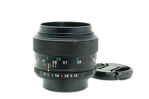 Fujinon 50mm f1.4  รูปขนาดปก ลำดับที่ 2 Fujinon 50mm f1.4