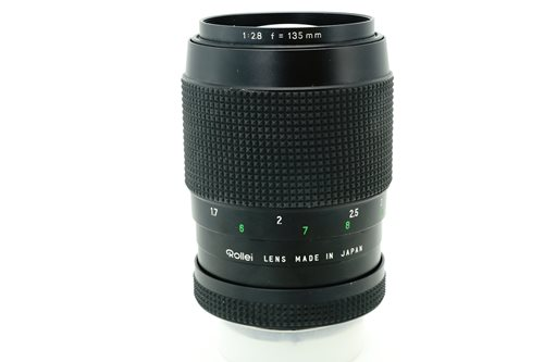 Rolleinar-MC 135mm f2.8  รูปขนาดปก ลำดับที่ 2 Rolleinar-MC 135mm f2.8