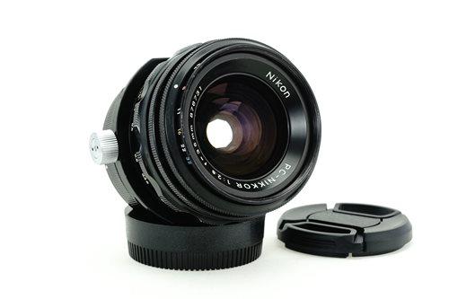 Nikkor 35mm f2.8 Perspective Shift  รูปขนาดปก ลำดับที่ 1 Nikkor 35mm f2.8 Perspective Shift