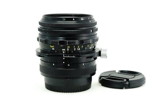 Nikkor 35mm f2.8 Perspective Shift  รูปขนาดปก ลำดับที่ 2 Nikkor 35mm f2.8 Perspective Shift
