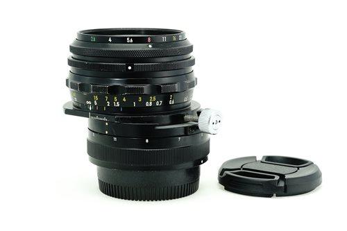 Nikkor 35mm f2.8 Perspective Shift  รูปขนาดปก ลำดับที่ 3 Nikkor 35mm f2.8 Perspective Shift