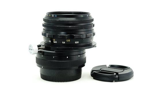 Nikkor 35mm f2.8 Perspective Shift  รูปขนาดปก ลำดับที่ 4 Nikkor 35mm f2.8 Perspective Shift