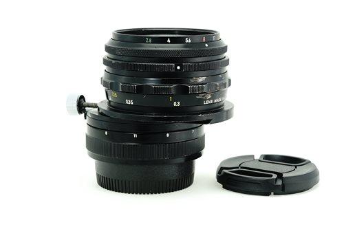 Nikkor 35mm f2.8 Perspective Shift  รูปขนาดปก ลำดับที่ 5 Nikkor 35mm f2.8 Perspective Shift