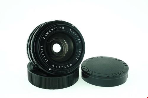 Leica Elmarit-R 28mm f2.8  รูปขนาดปก ลำดับที่ 1 Leica Elmarit-R 28mm f2.8