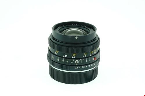 Leica Elmarit-R 28mm f2.8  รูปขนาดปก ลำดับที่ 2 Leica Elmarit-R 28mm f2.8