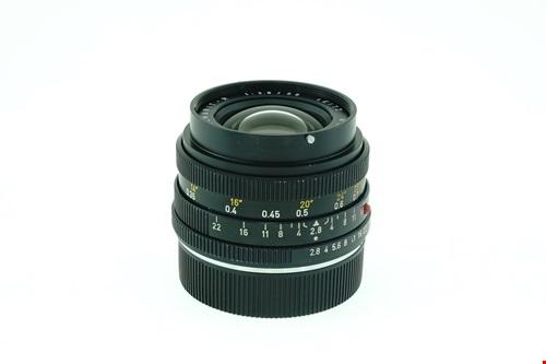 Leica Elmarit-R 28mm f2.8  รูปขนาดปก ลำดับที่ 6 Leica Elmarit-R 28mm f2.8