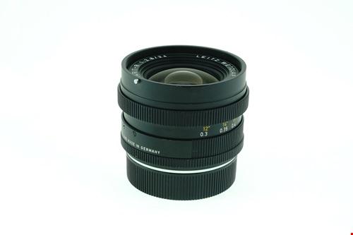 Leica Elmarit-R 24mm f2.8 + กล่องใส่เลนส์  รูปขนาดปก ลำดับที่ 4 Leica Elmarit-R 24mm f2.8 + ?????????????