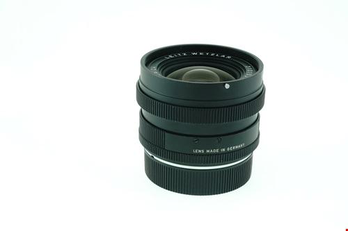 Leica Elmarit-R 24mm f2.8 + กล่องใส่เลนส์  รูปขนาดปก ลำดับที่ 5 Leica Elmarit-R 24mm f2.8 + ?????????????