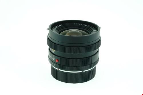 Leica Elmarit-R 24mm f2.8 + กล่องใส่เลนส์  รูปขนาดปก ลำดับที่ 6 Leica Elmarit-R 24mm f2.8 + ?????????????