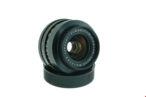 Leica Elmarit-R 35mm f2.8  รูปขนาดปก ลำดับที่ 2 Leica Elmarit-R 35mm f2.8