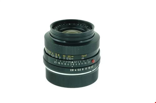 Leica Elmarit-R 35mm f2.8  รูปขนาดปก ลำดับที่ 3 Leica Elmarit-R 35mm f2.8