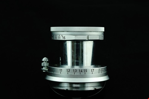 Leica Elmar 50mm f2.8  รูปขนาดปก ลำดับที่ 5 Leica Elmar 50mm f2.8