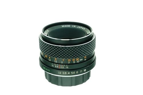 Yashica DSB 50mm f1.9  รูปขนาดปก ลำดับที่ 2 Yashica DSB 50mm f1.9