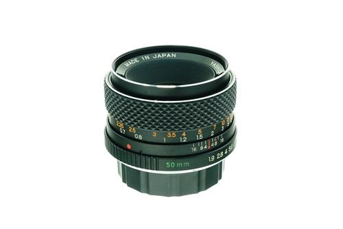 Yashica DSB 50mm f1.9  รูปขนาดปก ลำดับที่ 6 Yashica DSB 50mm f1.9