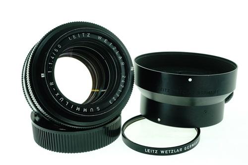 Leica Summilux-R 50mm f1.4  รูปขนาดปก ลำดับที่ 1 Leica Summilux-R 50mm f1.4