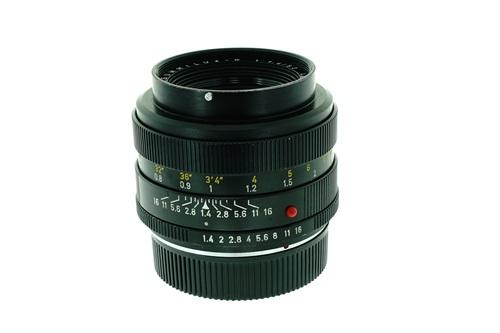 Leica Summilux-R 50mm f1.4  รูปขนาดปก ลำดับที่ 2 Leica Summilux-R 50mm f1.4