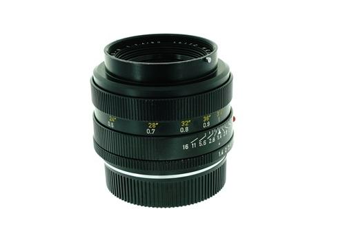 Leica Summilux-R 50mm f1.4  รูปขนาดปก ลำดับที่ 3 Leica Summilux-R 50mm f1.4