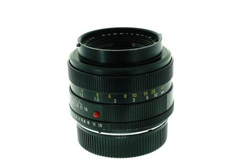 Leica Summilux-R 50mm f1.4  รูปขนาดปก ลำดับที่ 6 Leica Summilux-R 50mm f1.4
