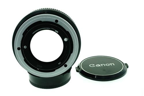 Canon FD 55mm f1.2  รูปขนาดปก ลำดับที่ 7 Canon FD 55mm f1.2
