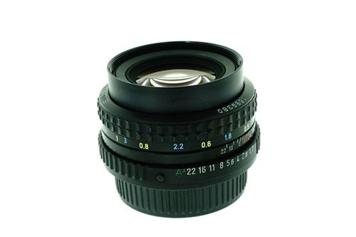 Pentax-A 50mm f1.7  รูปขนาดปก ลำดับที่ 3 Pentax-A 50mm f1.7