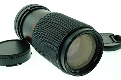 Gemini MC Macro 80-205mm f4.5  รูปขนาดปก ลำดับที่ 1 Gemini MC Macro 80-205mm f4.5