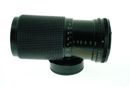 Gemini MC Macro 80-205mm f4.5  รูปขนาดปก ลำดับที่ 5 Gemini MC Macro 80-205mm f4.5