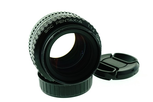 Pentax-A 50mm f1.4  รูปขนาดปก ลำดับที่ 1 Pentax-A 50mm f1.4