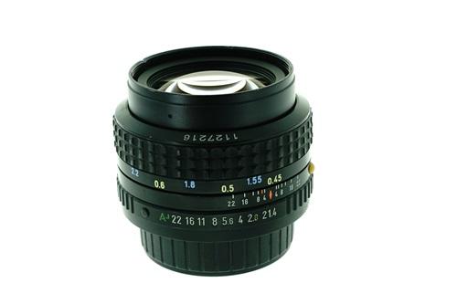 Pentax-A 50mm f1.4  รูปขนาดปก ลำดับที่ 2 Pentax-A 50mm f1.4