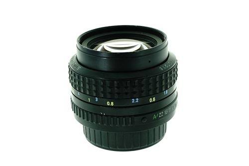 Pentax-A 50mm f1.4  รูปขนาดปก ลำดับที่ 3 Pentax-A 50mm f1.4