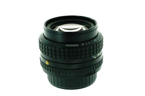 Pentax-A 50mm f1.4  รูปขนาดปก ลำดับที่ 5 Pentax-A 50mm f1.4