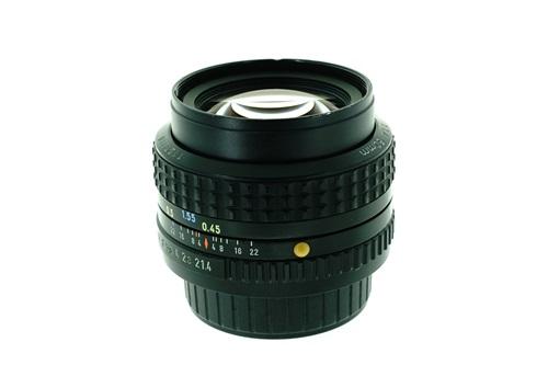 Pentax-A 50mm f1.4  รูปขนาดปก ลำดับที่ 6 Pentax-A 50mm f1.4