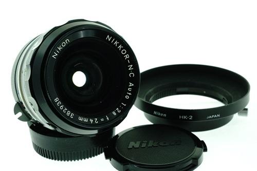 Nikon 24mm f2.8  รูปขนาดปก ลำดับที่ 1 Nikon 24mm f2.8