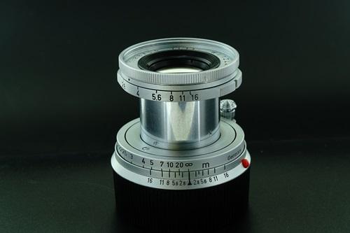 Leica Elmar 50mm f2.8  รูปขนาดปก ลำดับที่ 2 Leica Elmar 50mm f2.8