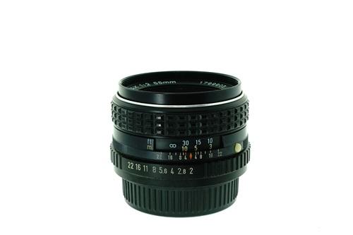 Pentax-M 55mm f2  รูปขนาดปก ลำดับที่ 2 Pentax-M 55mm f2