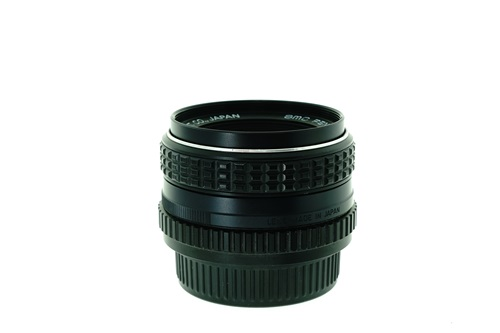 Pentax-M 55mm f2  รูปขนาดปก ลำดับที่ 4 Pentax-M 55mm f2