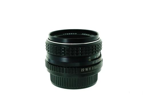 Pentax-M 55mm f2  รูปขนาดปก ลำดับที่ 6 Pentax-M 55mm f2