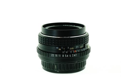 Pentax-M 50mm f2  รูปขนาดปก ลำดับที่ 2 Pentax-M 50mm f2